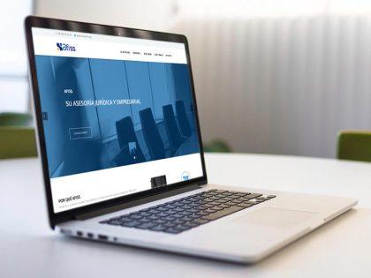 Nueva web Afiss