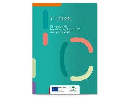 Estrategia TIC2020 Junta de Andalucía