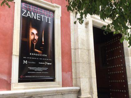 Zanetti en la Fundación Cajasol
