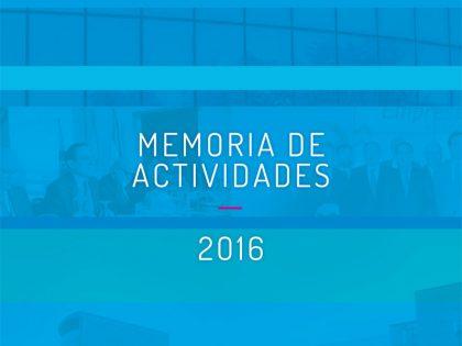 Memoria CEA 2016